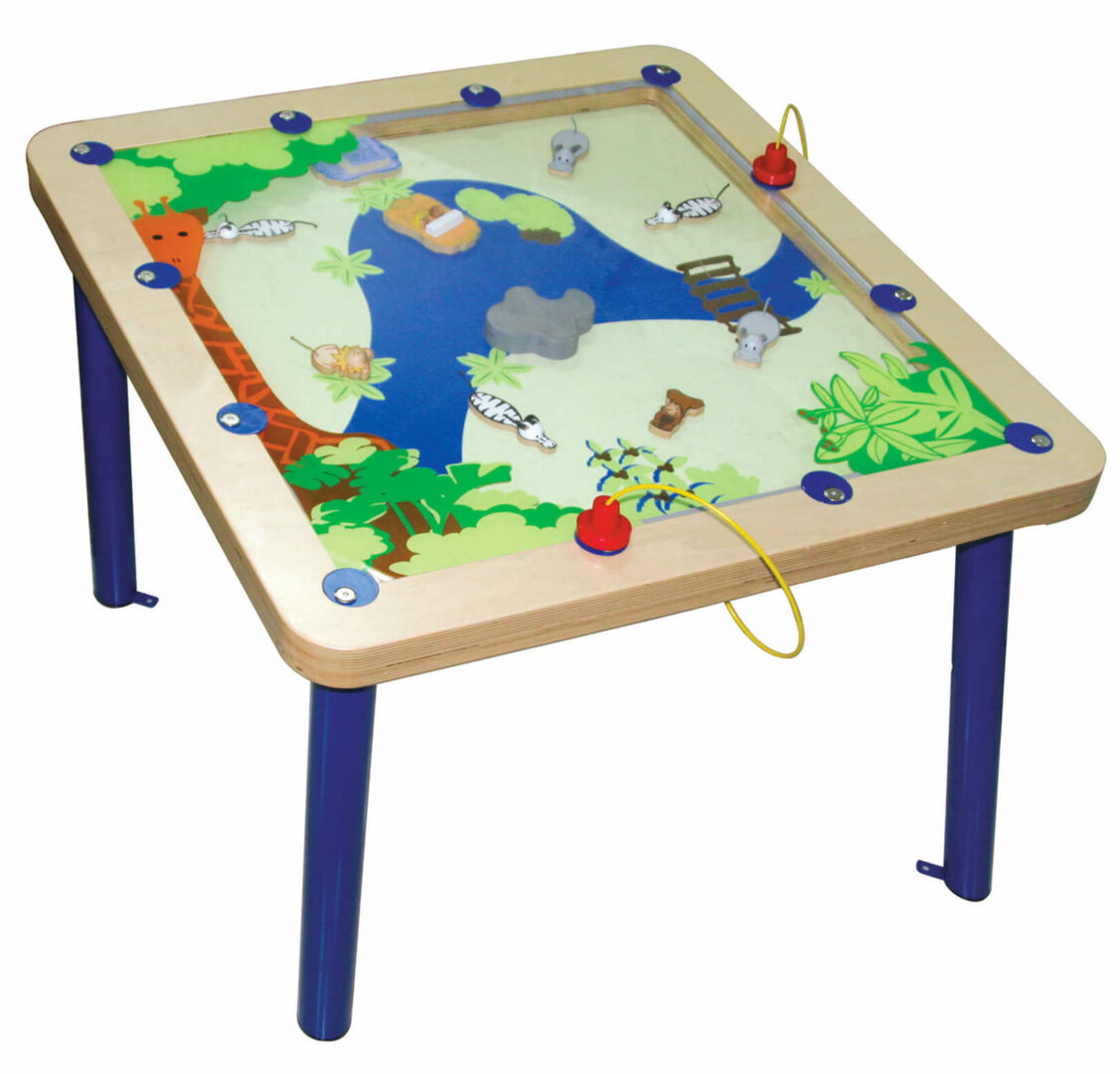 Safari Table Board Game ffor kids