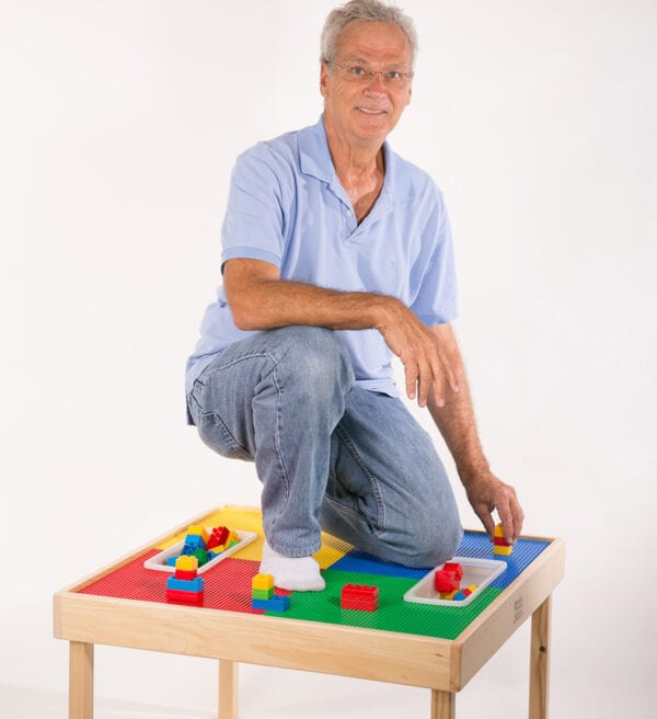 Resistent Kids Lego Activity Table