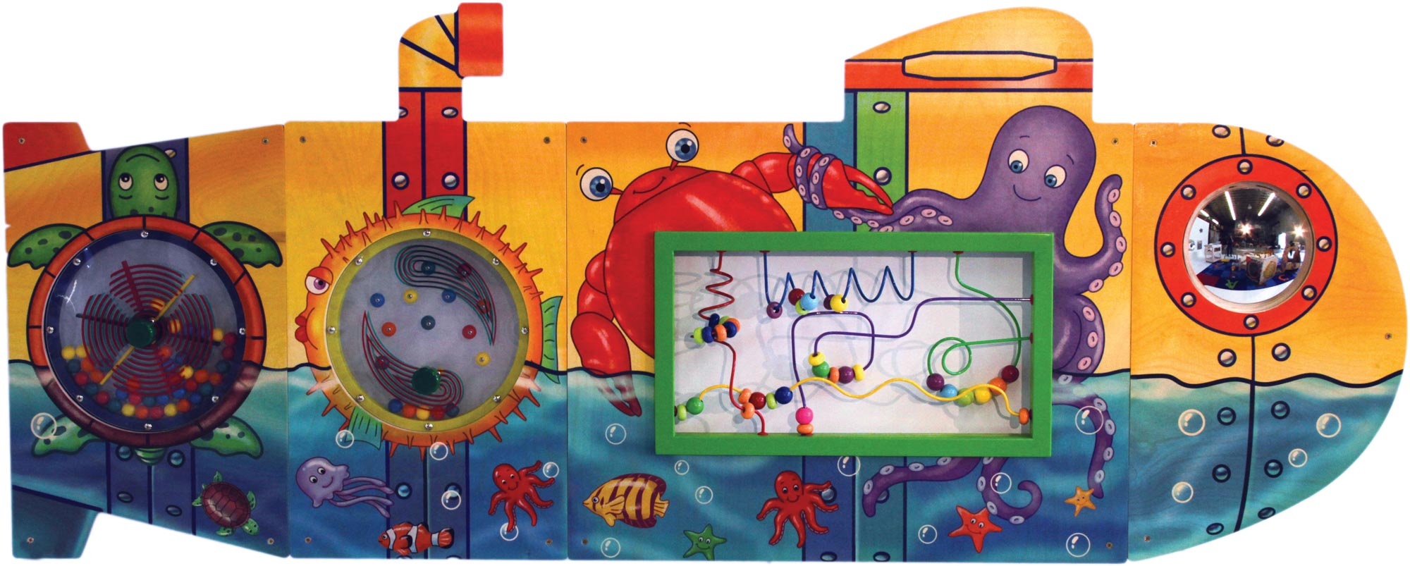 Submarine Adventure Activity Center