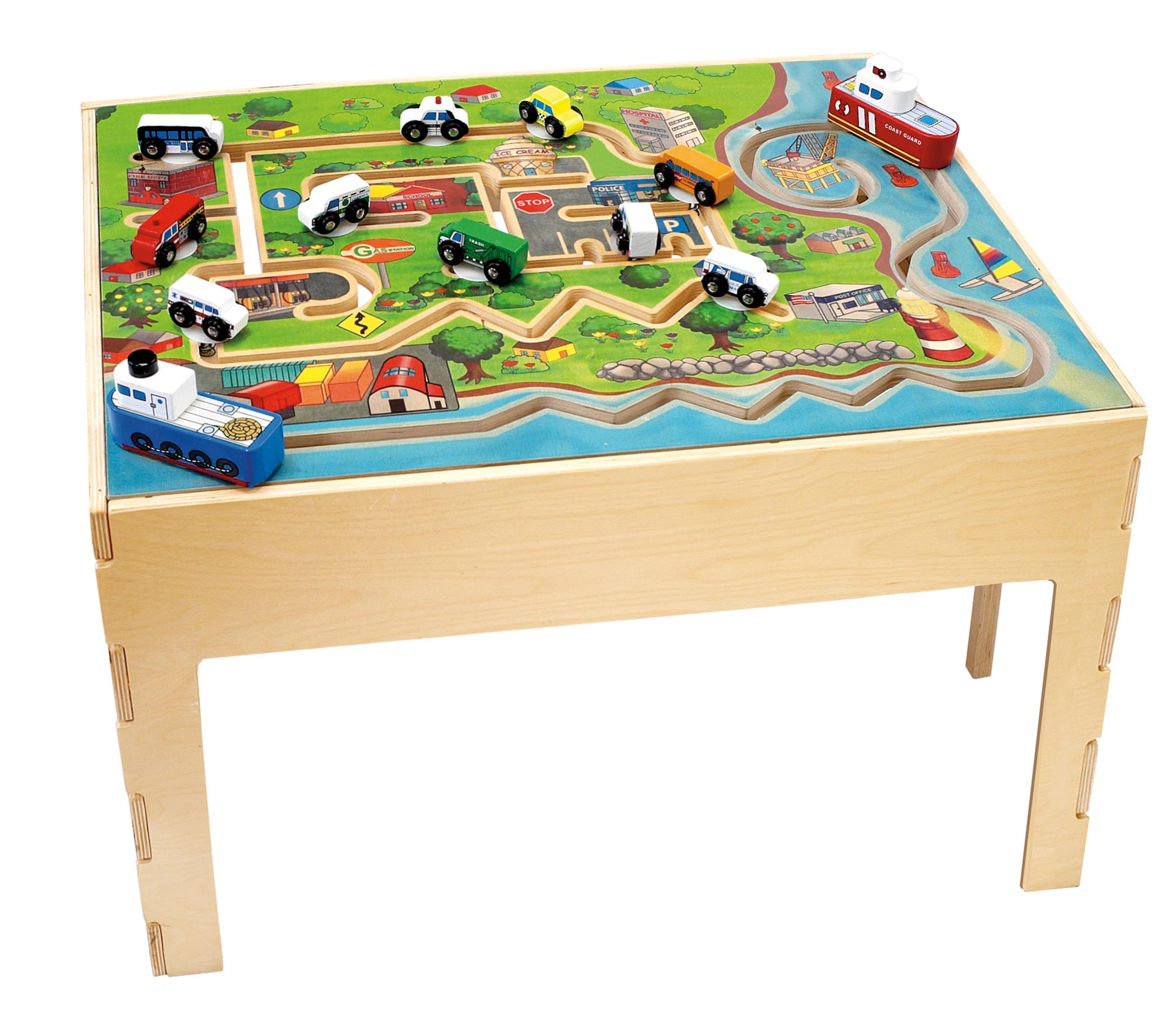 World of Wheels Board Game