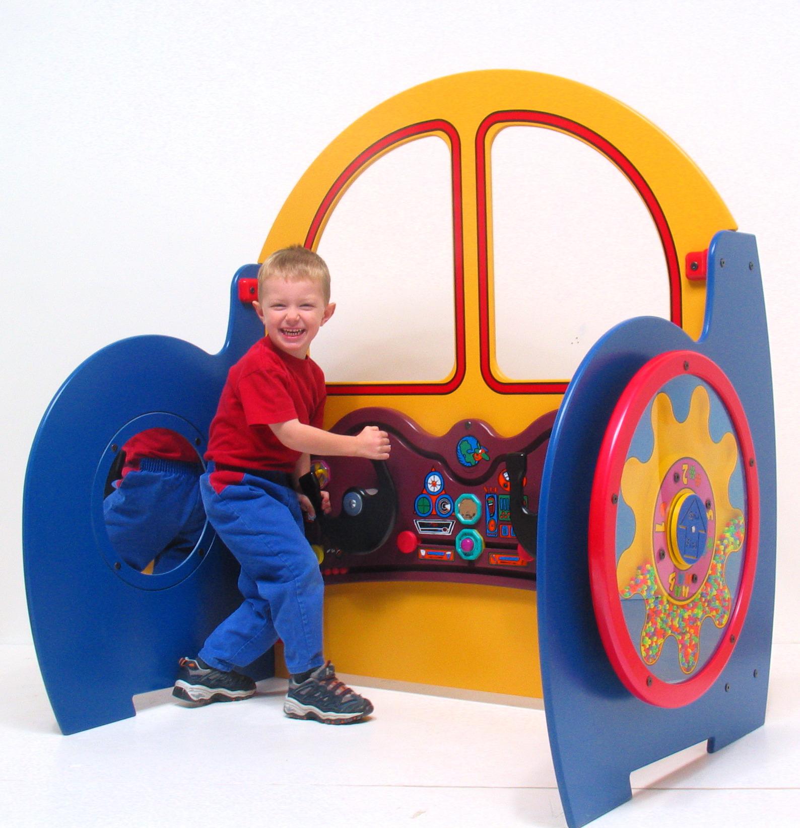 Kids Cockpit Front