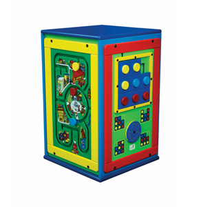 PLAY CUBES AND TABLE MAZES